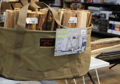 オレゴニアンキャンパー Oregonian Camper Logger Bucket