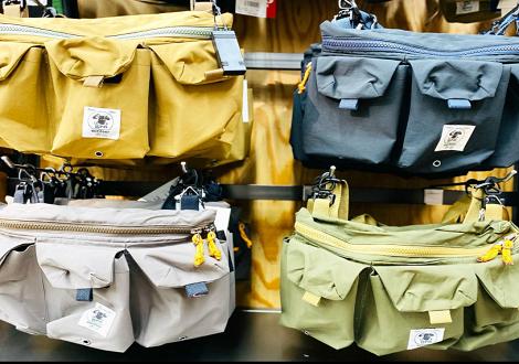 grn Tシャツとバッグをご紹介です!