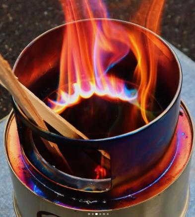 〜焚き火の季節〜